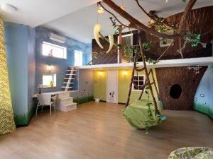 Jungle Inspired Kids Room Design Ideas House Design in Kids Room Forest - Design Decor